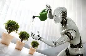 robot giardiniere