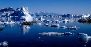 scioglimento ghiacciai cambiamento climatico