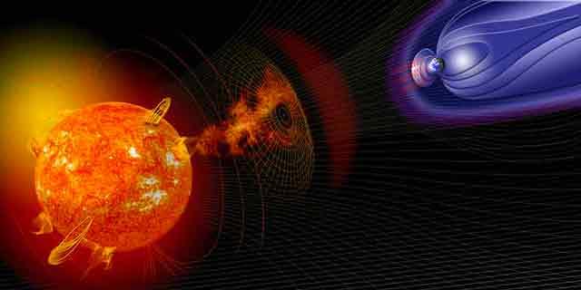 Sole, nuova tempesta geomagnetica diretta verso la Terra: attenzione a mercoledì 23 novembre