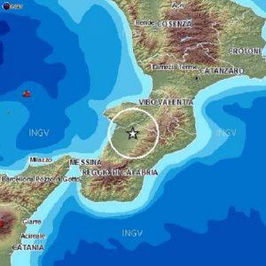 terremoto piana gioia tauro