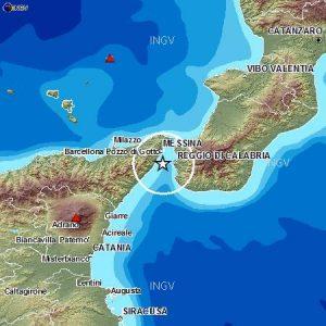 terremoto reggio calabria messina