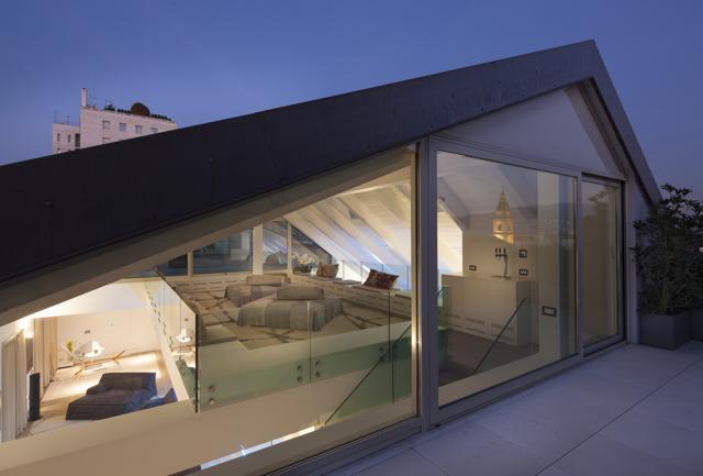 Number 6 la casa pi bella del mondo di via alfieri 6 for Casa moderna torino