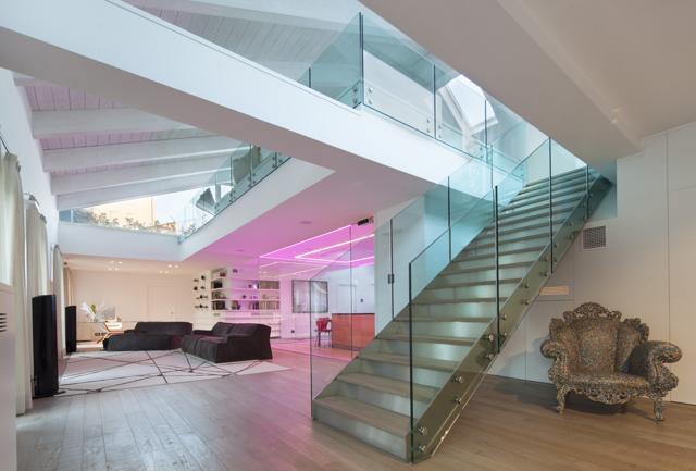 Number 6 la casa pi bella del mondo di via alfieri 6 for Casa moderna a torino