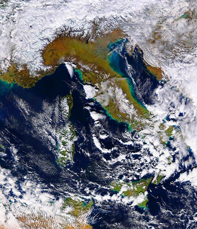 Allerta meteo ultimi temporali di neve al sud poi breve - Meteo bagno di romagna domani ...