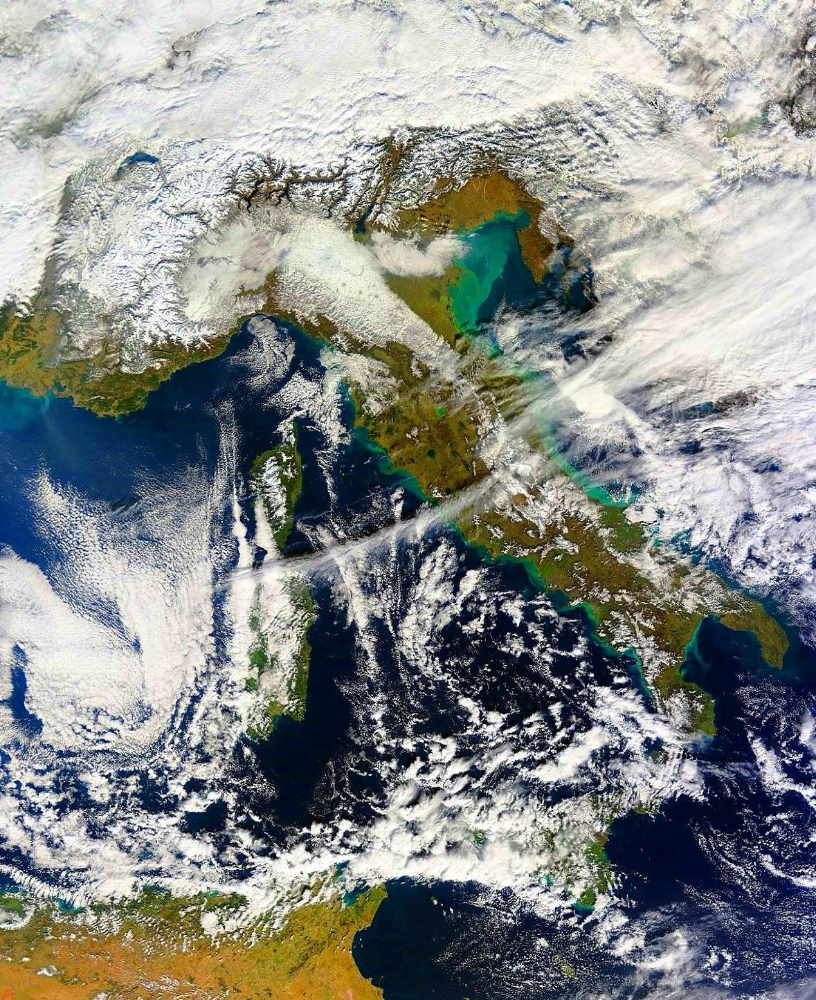 Foto della terra dai satelliti 85