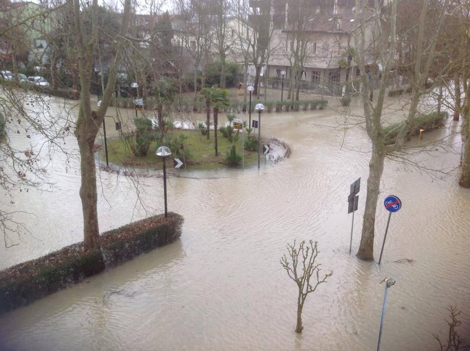 Disastrosa alluvione in romagna emilia sommersa di neve - Meteo a bagno di romagna ...