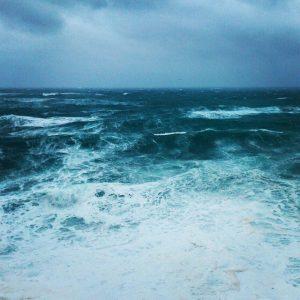 mare tempesta mareggiata