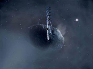 missione Rosetta cometa