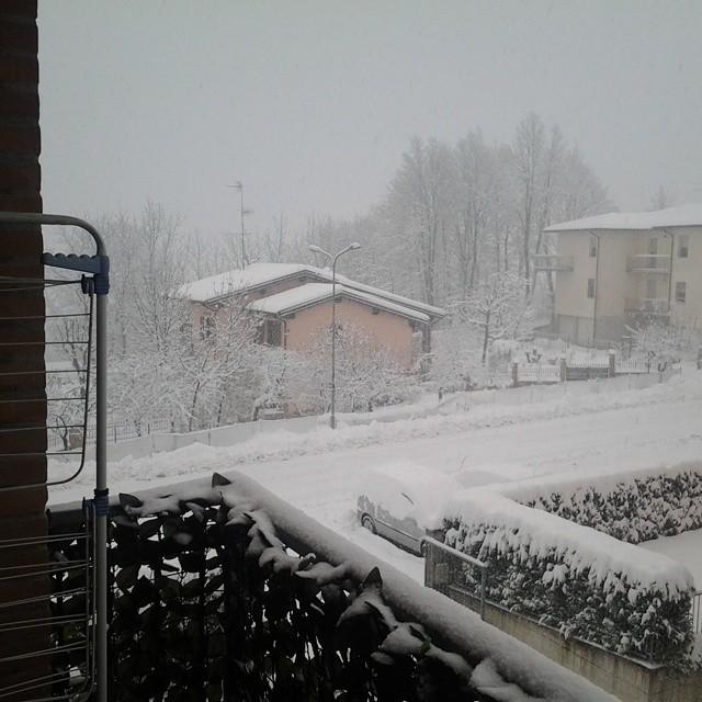 Bomba di maltempo emilia romagna in ginocchio neve e - Meteo bagno di romagna ...