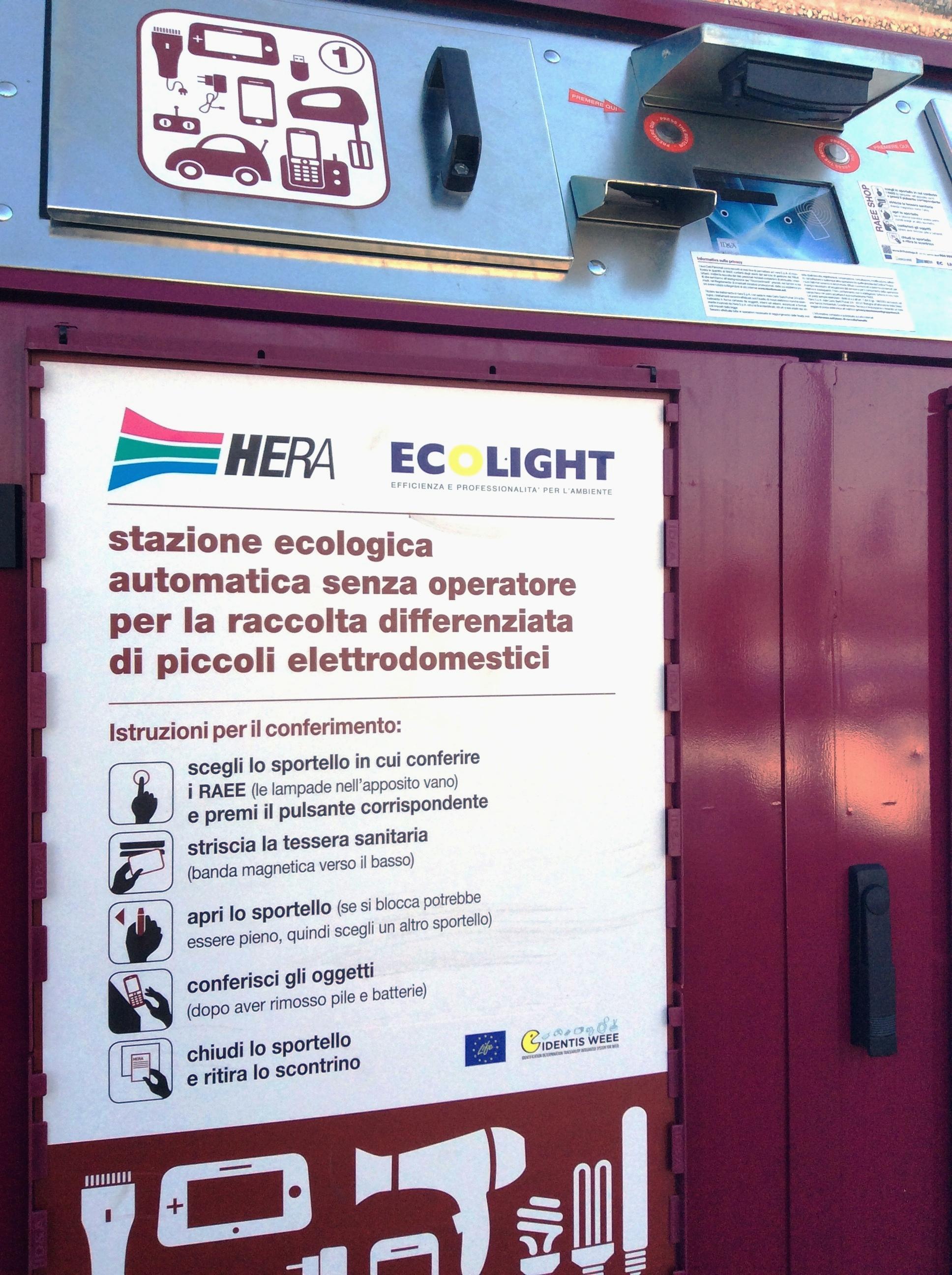 Bologna, Modena e Imola: arrivano sei nuove isole ecologiche per i ...