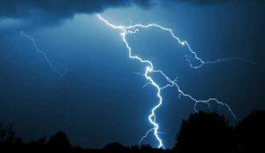 saetta temporale maltempo