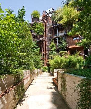25 verde il nuovo bellissimo e innovativo edificio for Noto architetto torinese