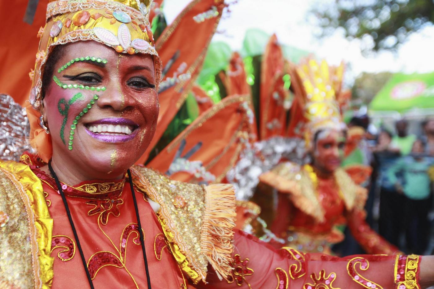 Santo Domingo  le celebrazioni per la chiusura del Carnevale  FOTO  f93a40dad682