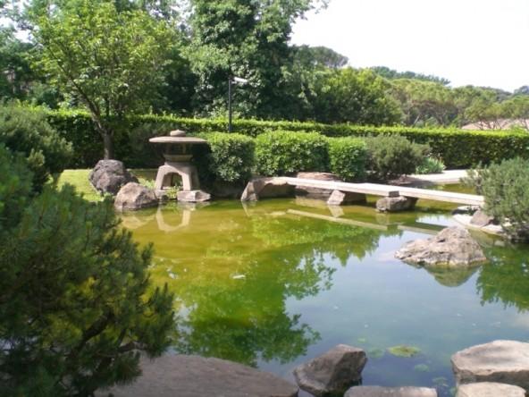 Dal 12 marzo al 30 maggio arriva a roma l incantevole for Laghetto i giardini