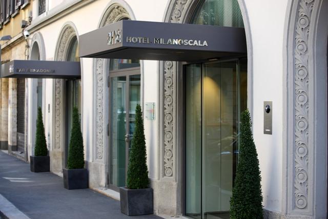 Milano il primo hotel a zero emissioni rivenditore for Aggiungendo spazio sopra il costo del garage