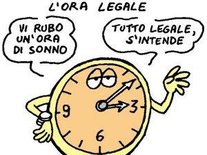 ORA LEGALE 4