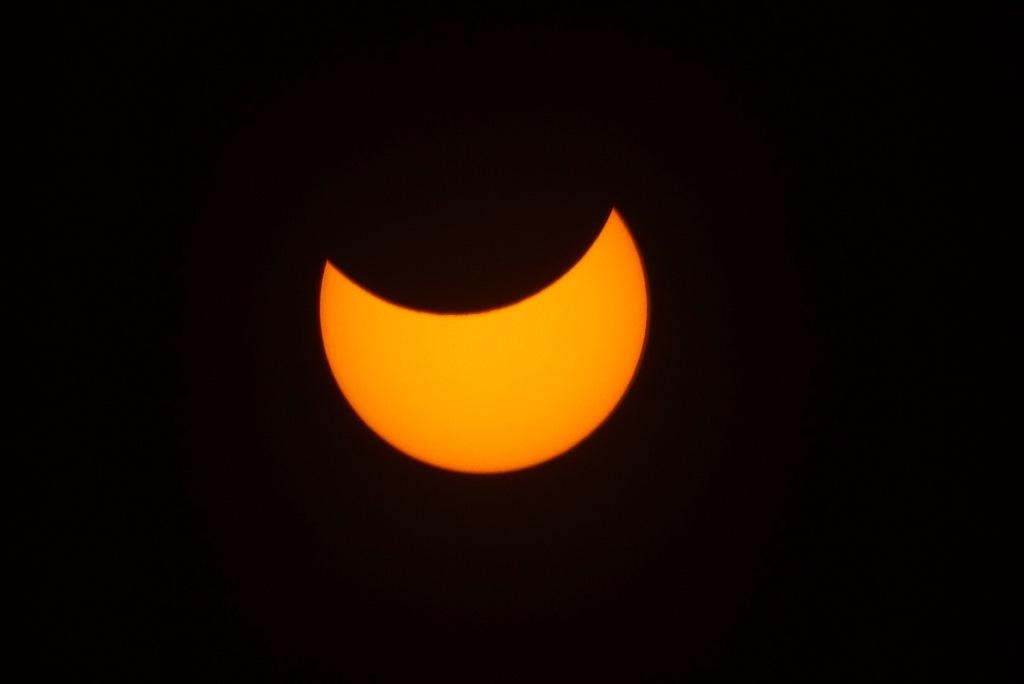 Eclissi solare le straordinarie foto dei lettori di for Foto bellissime