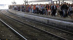 Sciopero: treni fermi in Francia