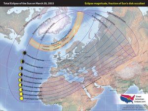 Credit: Michael Zeiler/GreatAmericanEclipse.com