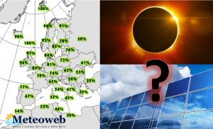 eclissi solare 20 marzo energia blackout europa