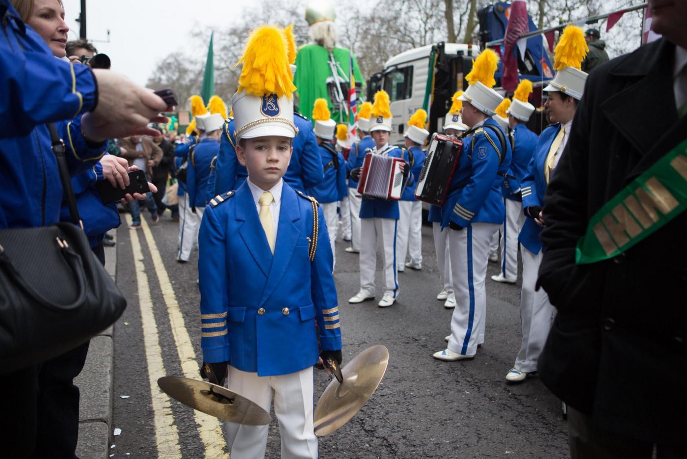 St patrick 39 s day 2019 a dublino la parata per il patrono - San patrizio per i bambini ...