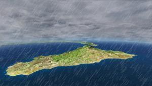 pioggia sicilia