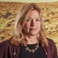 1 Ellen Stfan a capo degli scienziati NASA