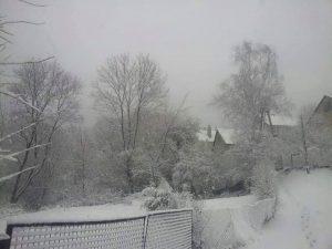 Neve Ucraina