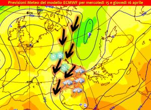 Previsioni Meteo Aprile 2015
