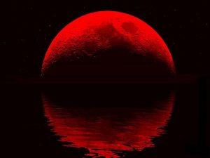 eclissi lunare tetrads