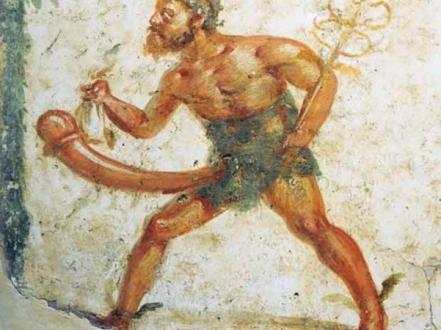 «Un fallo con coda e zampette», l'iscrizione dell'antica Pompei fa impazzire il web