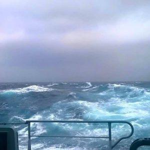 mareggiata mare tempesta