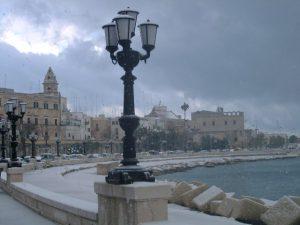 L'8 aprile 2003 a Bari
