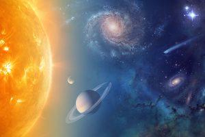 spazio sistema solare