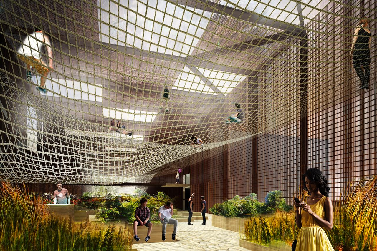 Expo Stand Brasile : Expo padiglione brasile struttura quot smart a prova