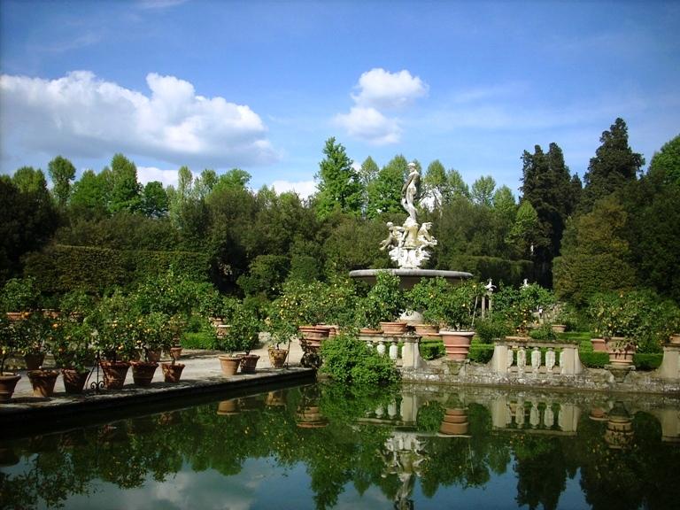 Riapre parzialmente il giardino boboli di firenze dopo il maltempo - I giardini di boboli ...