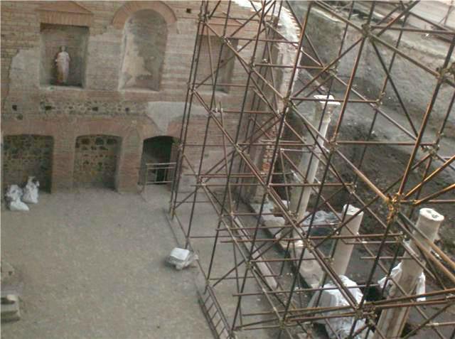 Archeologia il sito di somma vesuviana diventa pubblico for Bianco arredamenti somma vesuviana