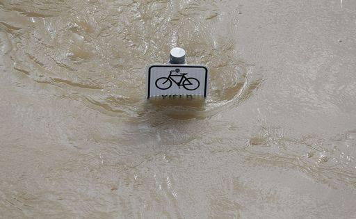 Maltempo estremo negli usa inondazioni drammatiche tra for La strada motors houston tx