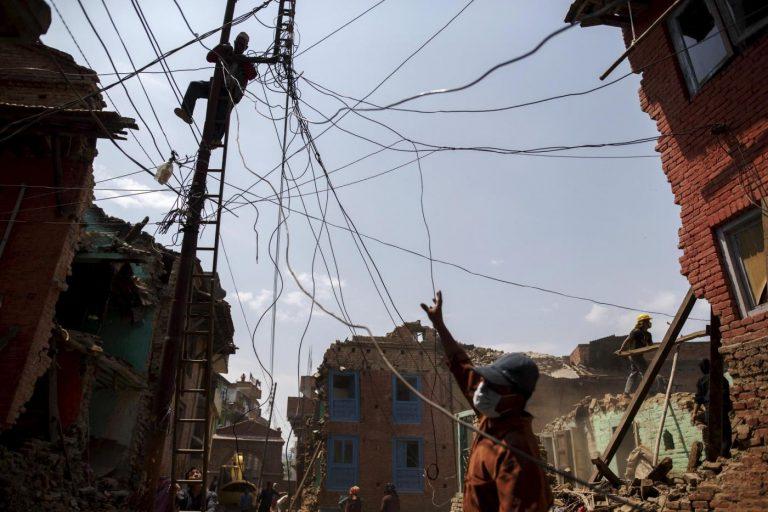 LaPresse/Nepal
