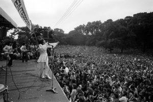 5 luglio 1969 ad Hyde Park, Londra