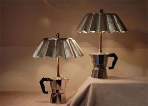 CAFFETTIERA LAMPADA 1