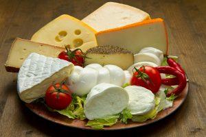 tagliere formaggi misti