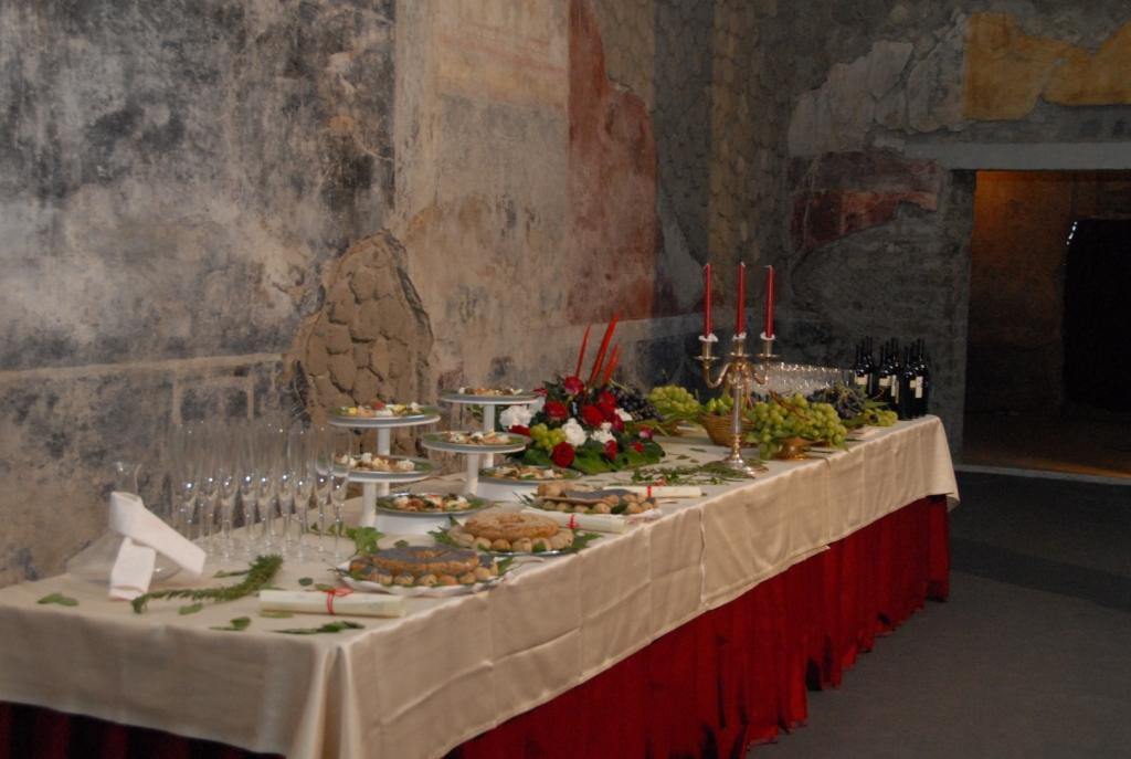 Expo alla scoperta delle origini della cucina for Ricette roma antica
