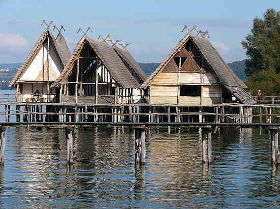 Lago di costanza le attrazioni pi curiose e avvincenti for Moderni piani di palafitte