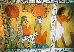 SOLSTIZIO  EGIZI