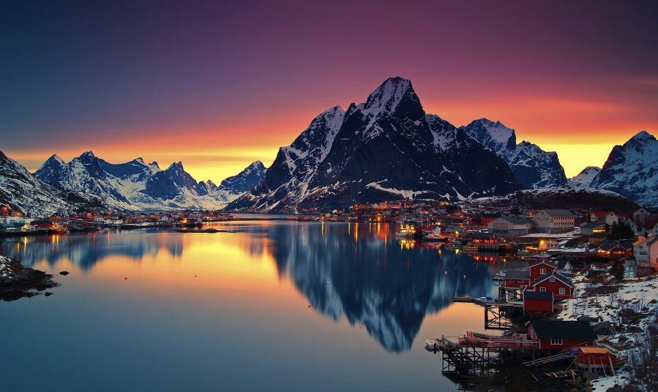 Favorito Norvegia: il paesaggio mozzafiato delle Isole Lofoten [FOTO] WS11