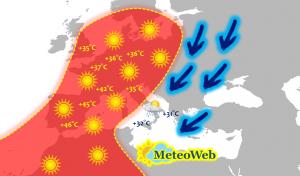 previsioni meteo inizio luglio 2015 ondata di caldo