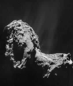 Credits: ESA/Rosetta/NAVCAM