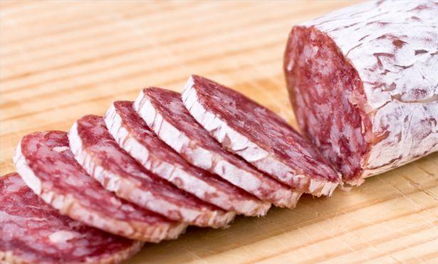 Salmonella, richiamato dal ministero il Salame San Lorenzo di Santini