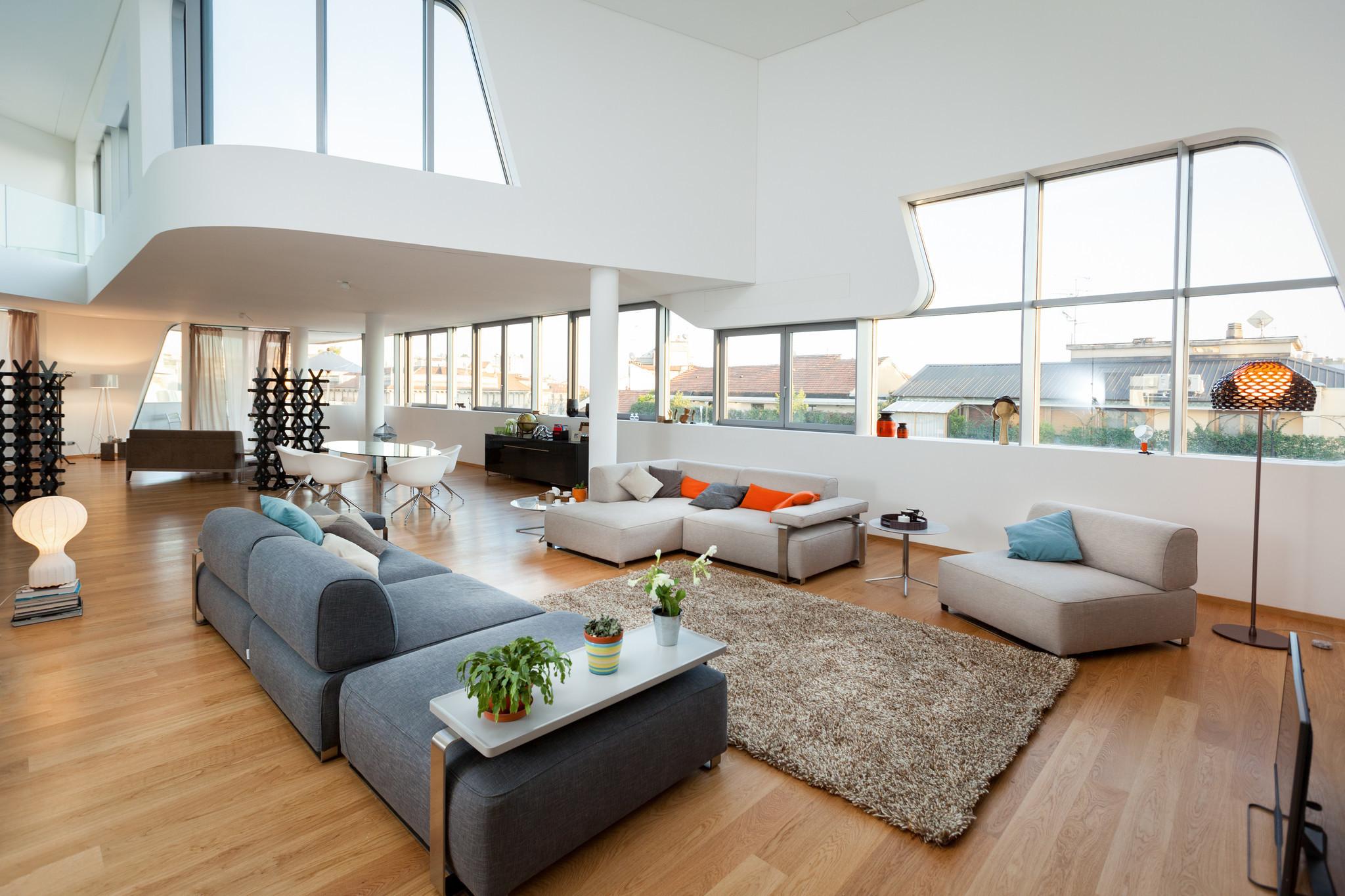 Citylife nuova vita allo storico polo urbano della fiera for Appartamenti di design milano